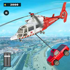 Flying Copter Army Rescue Hack