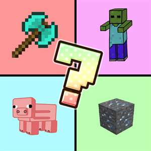 Guess The Block - Brand new quiz game for Minecraft Hack: Generator Online