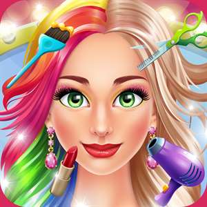 Hair Salon - Makeover Party Hack
