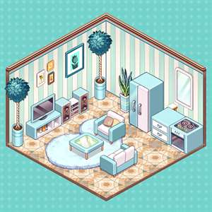 Kawaii Home Design Hack