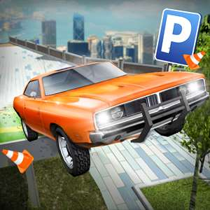 Roof Jumping 3 Stunt Driver Parking Simulator an Extreme Real Car Racing Game Hack