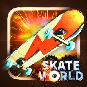 Skate World 3D - HD Free Skateboard Simulator Game Hack